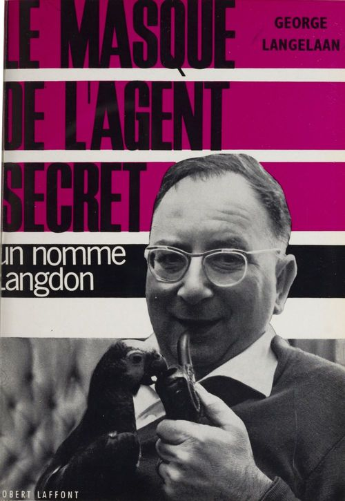 Le masque d'un agent secret