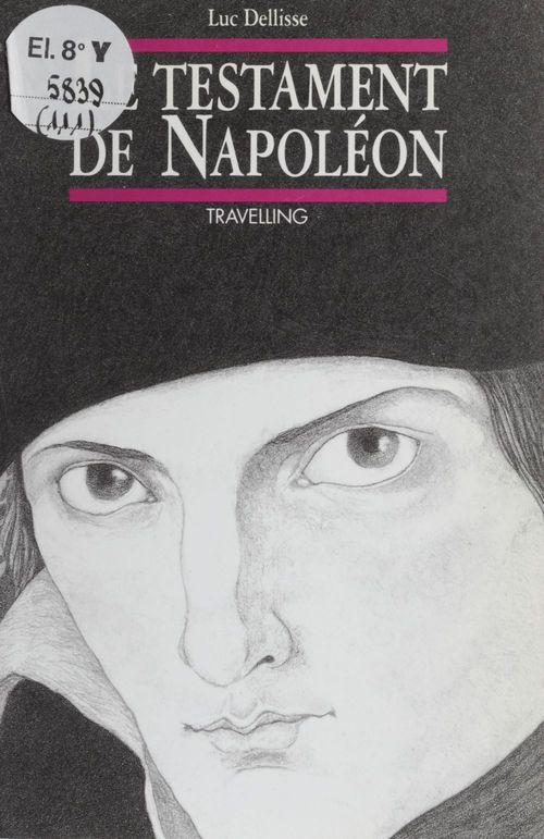 Testament de napoleon n 111