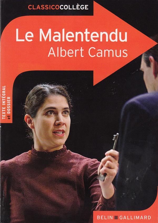 Le malentendu, d'Albert Camus