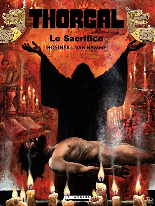 Thorgal T.29 ; le sacrifice