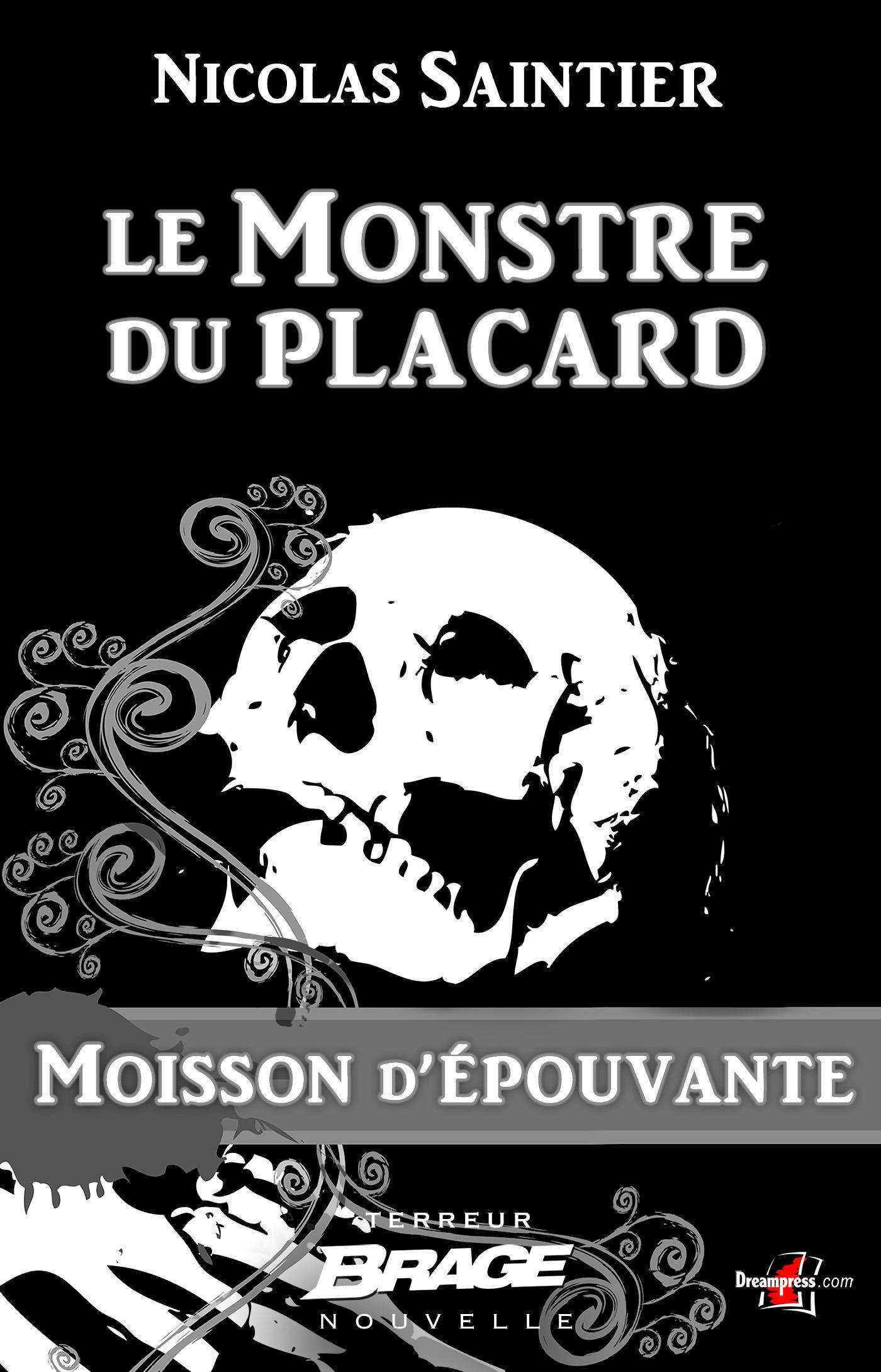 Le Monstre du placard - Moisson d'épouvante