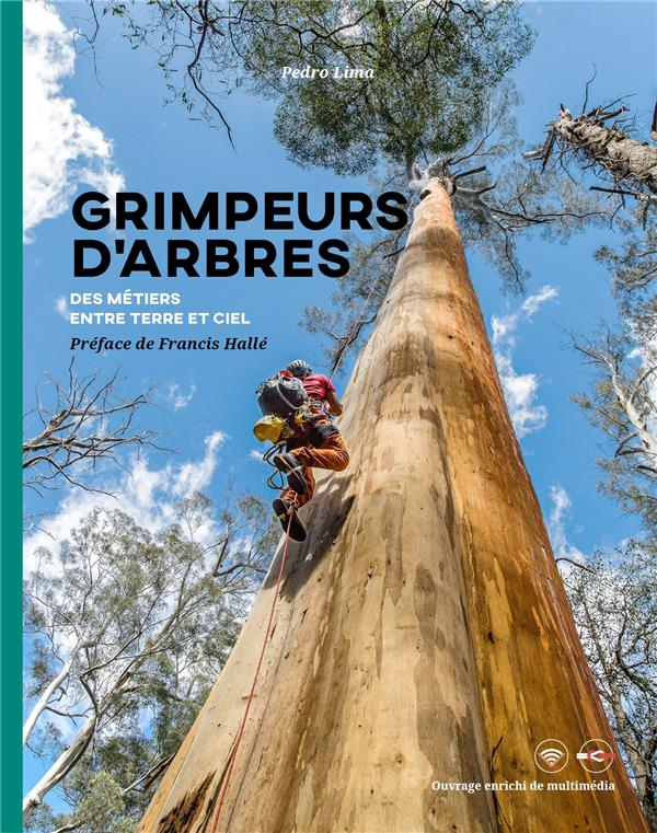 Grimpeurs d'arbres  ; des métiers entre terre et ciel