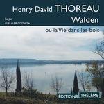 Vente AudioBook : Walden ou la vie dans les bois  - Henry David THOREAU