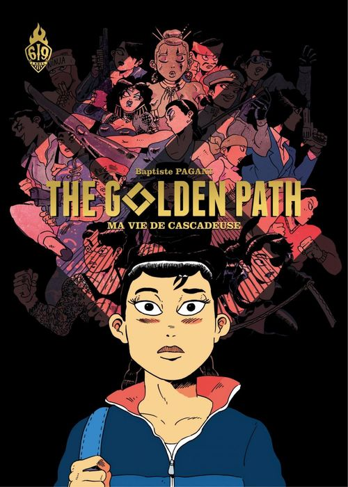 The golden path ; ma vie de cascadeuse