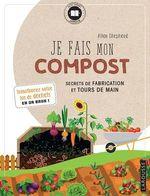Vente Livre Numérique : Cahier Je fais du compost  - Philippe Bonduel - Allan Shepherd