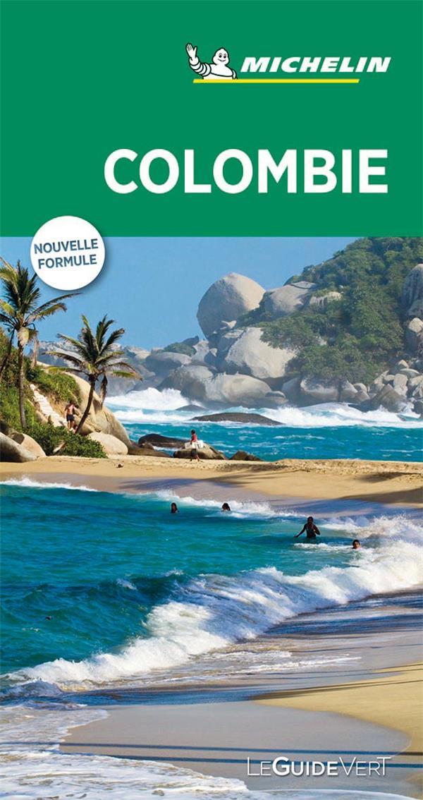 Le guide vert ; Colombie (édition 2019)