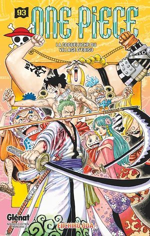 One Piece - édition originale T.93 ; la coqueluche du village d'Ebisu