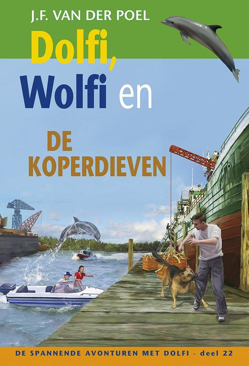 Dolfi, Wolfi en de koperdieven