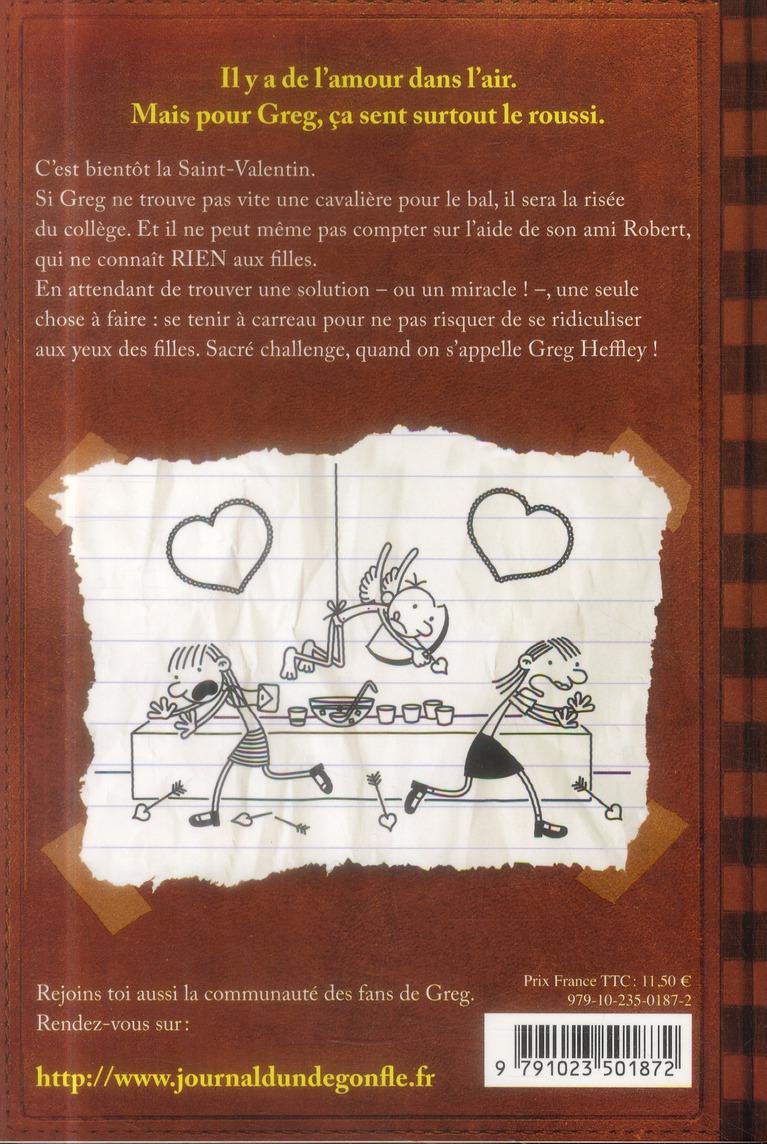 Journal d'un dégonflé T.7 ; un coeur à prendre