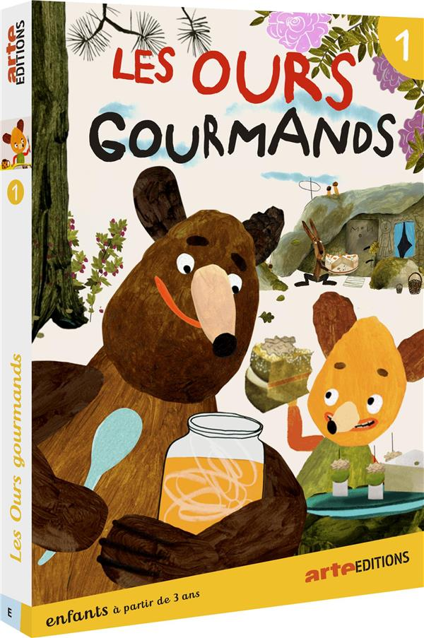 Les Ours gourmands