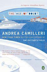Vente Livre Numérique : The Age of Doubt  - Andrea Camilleri