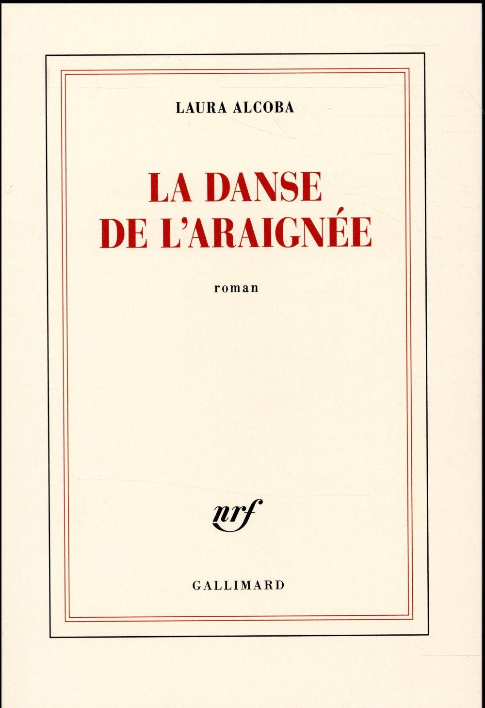 LA DANSE DE L'ARAIGNEE