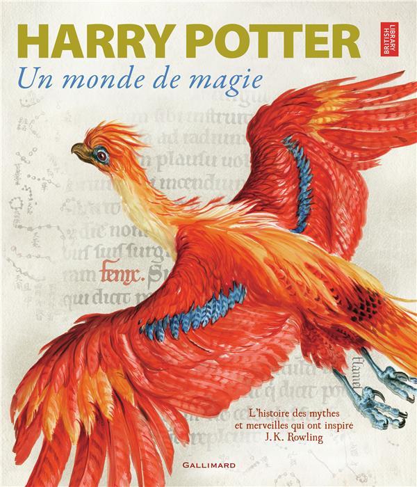 Harry Potter ; un monde de magie