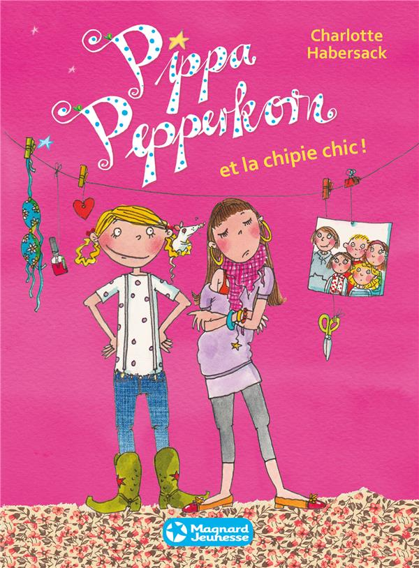 Pippa Pepperkorn T.3 ; Pippa Pepperkorn et la chipie chic !
