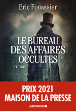 Vente Livre Numérique : Le bureau des affaires occultes  - Éric Fouassier