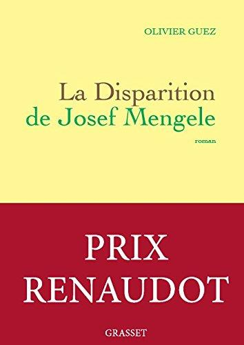 La disparition de Josef Mengele