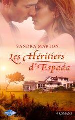 Vente EBooks : Les héritiers d'Espada (Harlequin)  - Sandra Marton