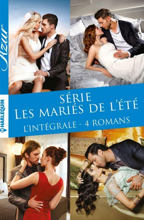 Vente EBooks : Série Les mariés de l'été  - Michelle Smart  - Tara Pammi  - Jennifer Hayward  - Andie Brock