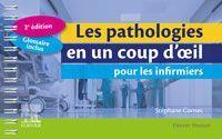 Les pathologies en un coup d'oeil pour les infirmiers (2e édition)