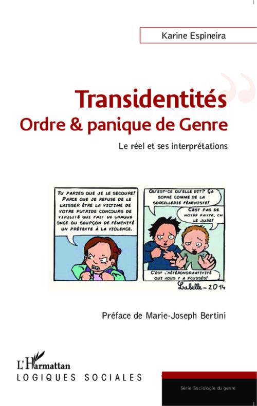 Transidentités : ordre & panique de Genre