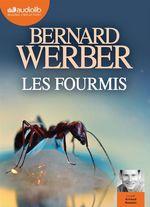 Vente AudioBook : Les Fourmis  - Bernard Werber