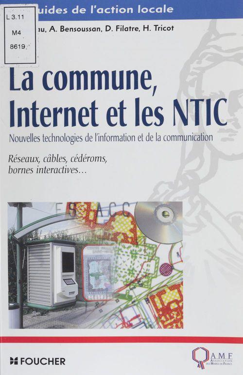 La commune ; internet et les nouvelles technologies
