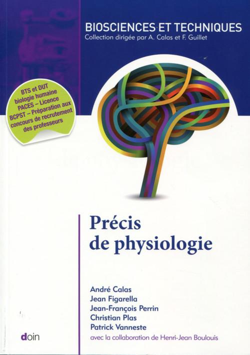 Précis de physiologie (2e édition)