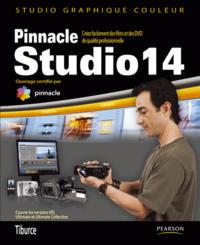 Pinnacle studio 14 ; créez facilement des films et des DVD de qualité professionnelle