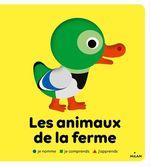Vente EBooks : Les animaux de la ferme  - Julie Mercier