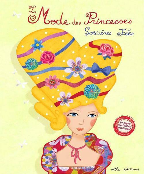 La mode des princesses, des sorcières et des fées