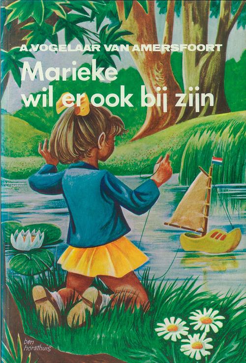 Marieke wil er ook bij zijn