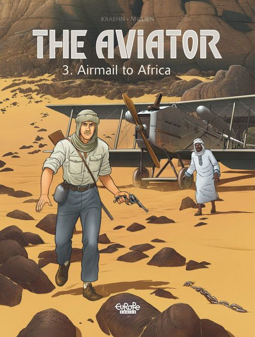 The Aviator - Volume3 - Airmail to Africa