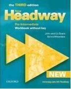 New headway pre-intermediate ; exercices sans clé ; (3e édition)