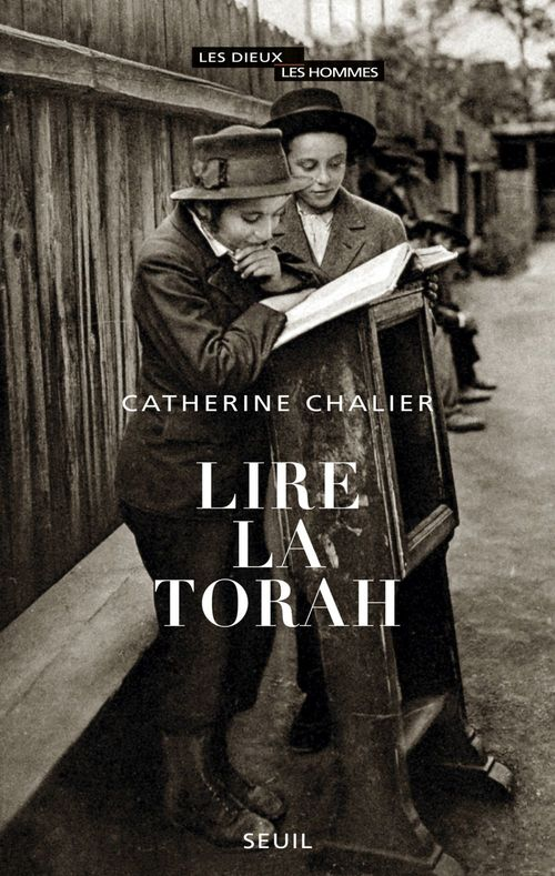 Vente Livre Numérique : Lire la Torah  - Catherine Chalier