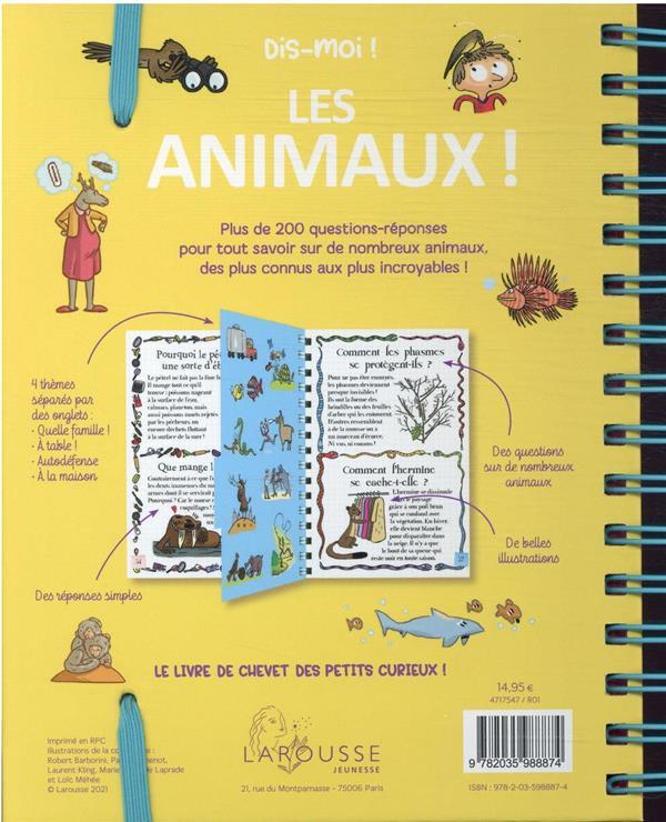 Les animaux !