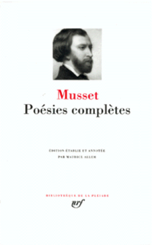 MUSSET ALFRED D - MUSSET POESIES COMPLETES
