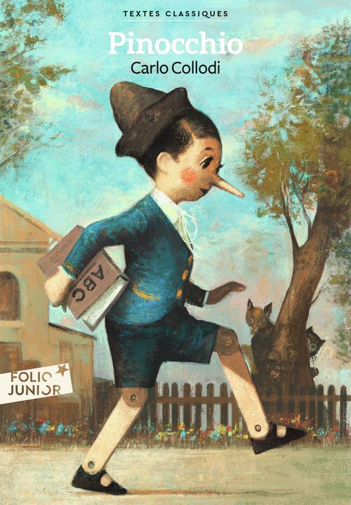 Les aventures de Pinocchio ; histoire d'un pantin