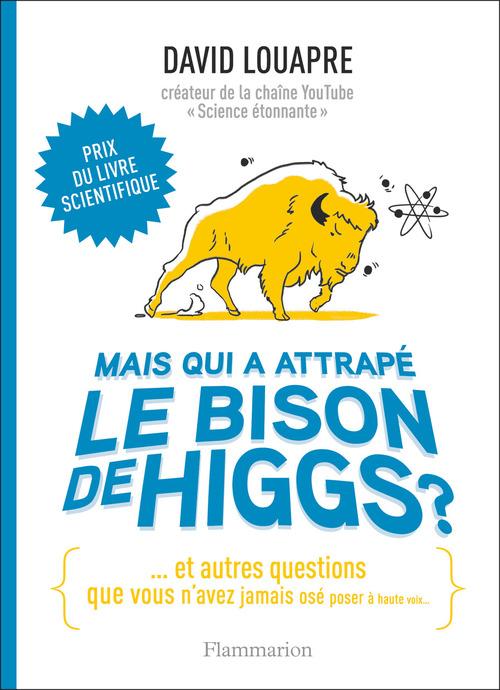 Mais qui a attrape le bison de higgs ? - et autres questions que vous n'avez jamais ose poser a haut