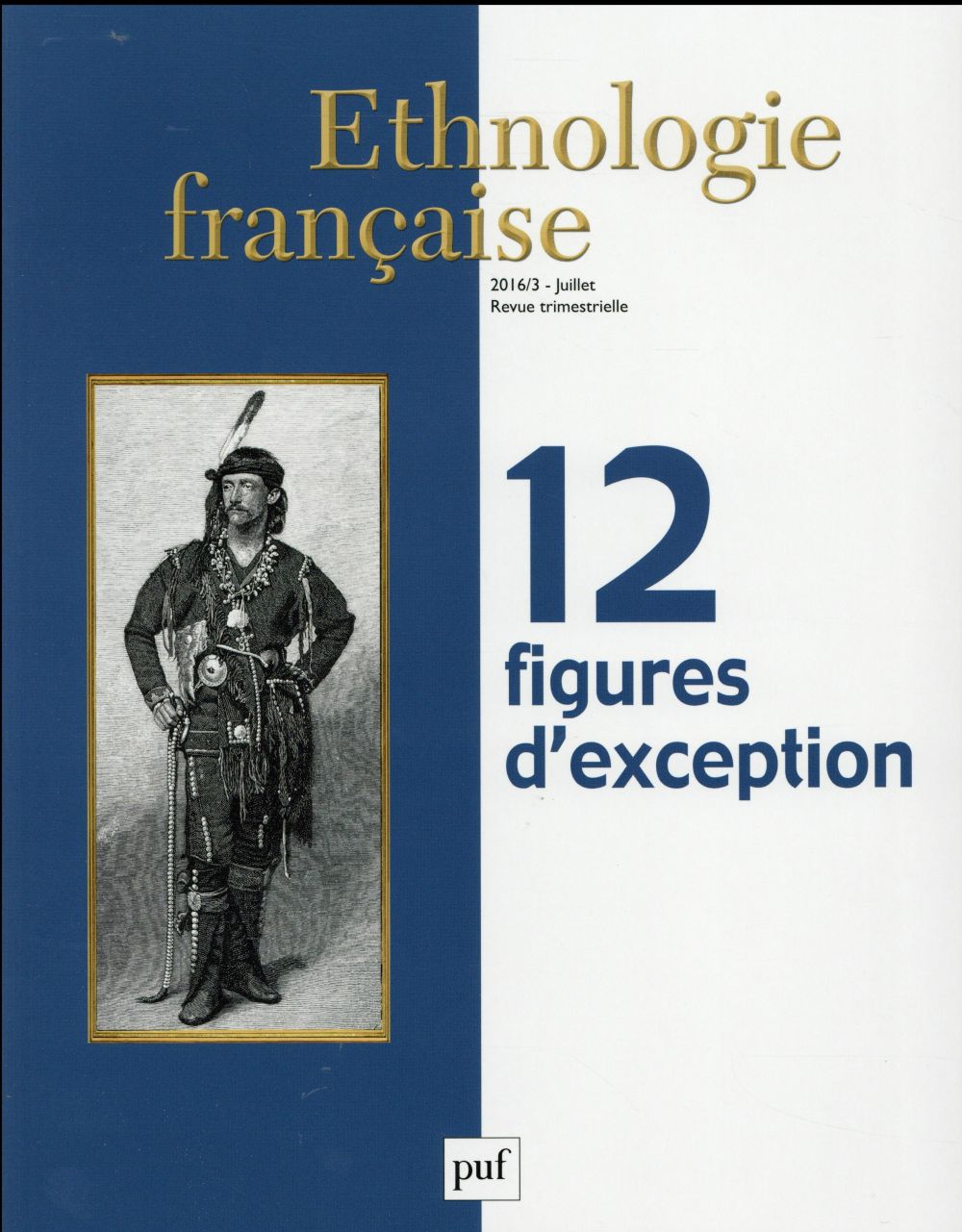 12 figures d'exception (édition 2016)