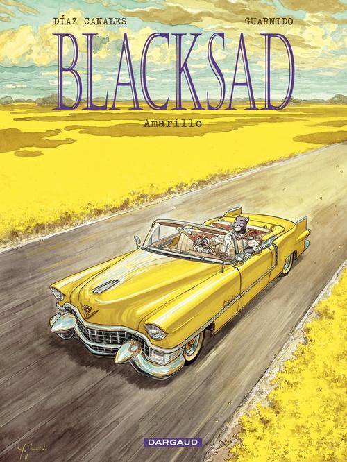 Blacksad T.5 ; Amarillo