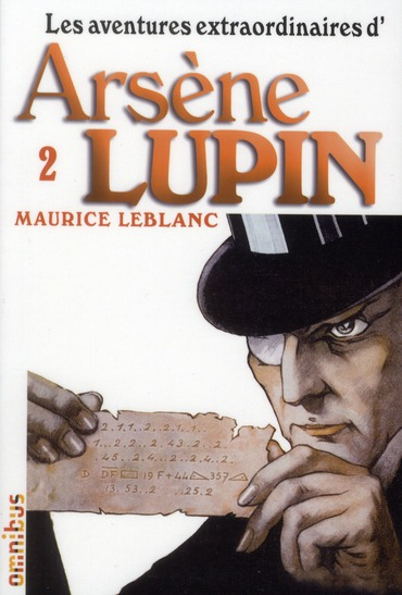 Les aventures extraordinaires d'Arsène Lupin t.2