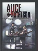 Couverture de Alice matheson t.3 ; sauvez amy !