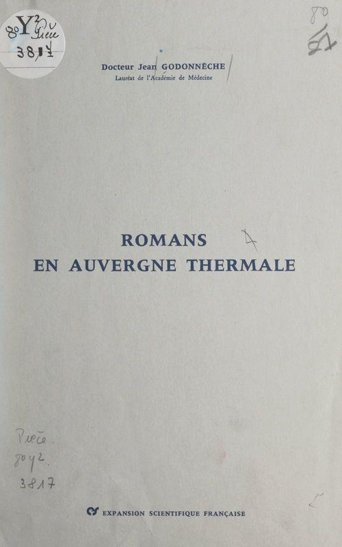 Romans en Auvergne thermale