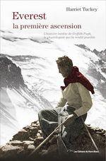Vente Livre Numérique : Everest, la première ascension  - Harriet Tuckey