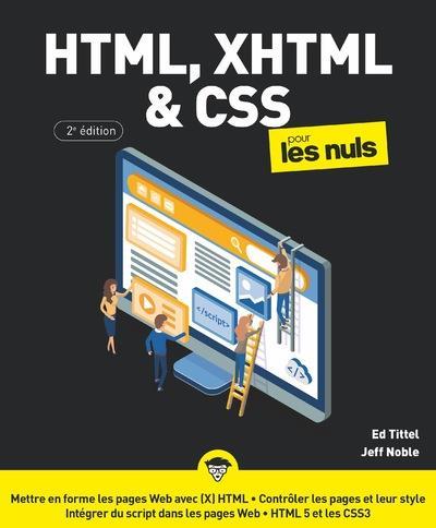HTML & CSS3 pour les nuls