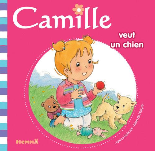 CAMILLE ; Camille veut un chien