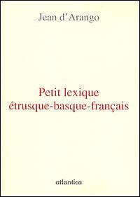 Petit lexique étrusque-basque-français