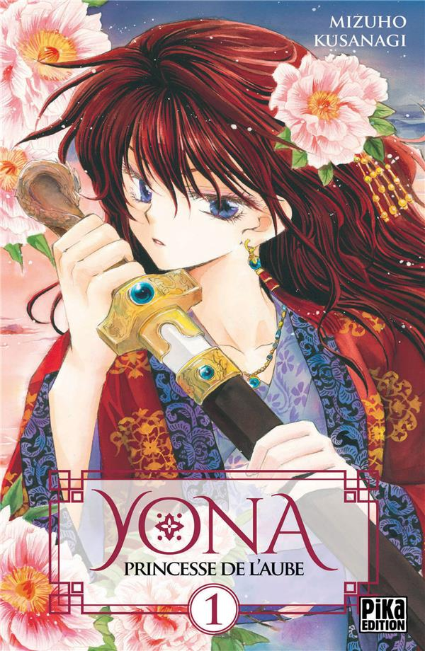 Yona, princesse de l'aube T.1