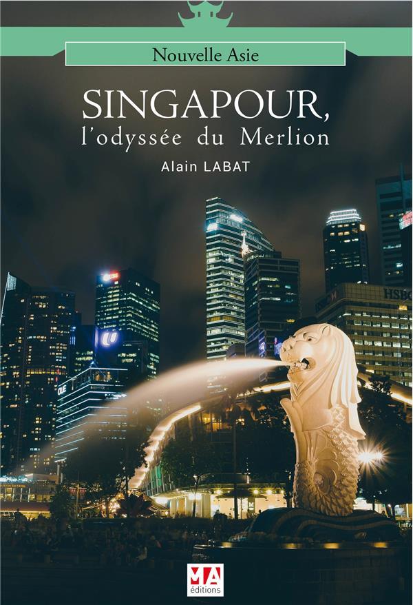 Singapour : l'odyssée du merlion