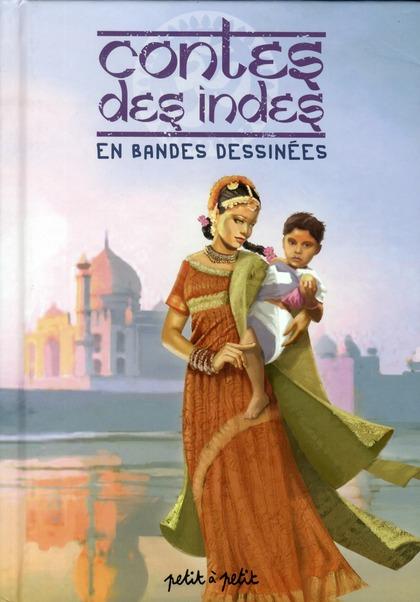 Contes des Indes en bandes dessinées